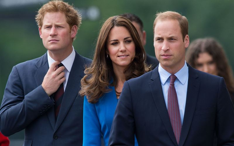 Принц Уильям: надеюсь, Гарри после свадьбы перестанет опустошать мой холодильник