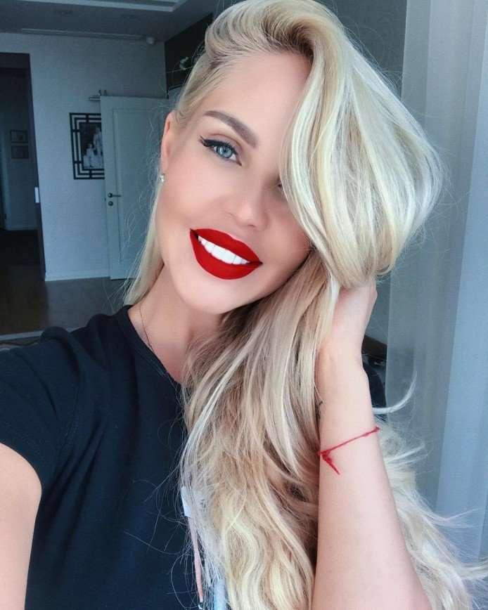 «А щеки, как у хомяка»: Мария Погребняк похвасталась идеальным лицом