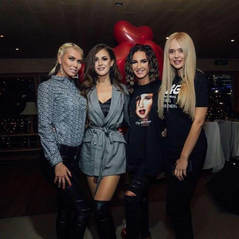 Ольга Бузова расстроилась из-за того, что подруги проигнорировали ее концерт
