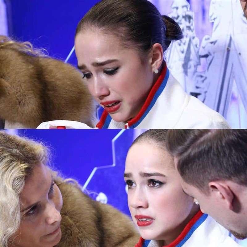 «Устал ребенок»: Алине Загитовой помешали победить 3 сантиметра роста