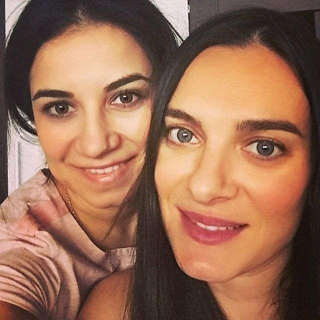 «Моя помощница»: Елена Исинбаева показала фото с сестрой
