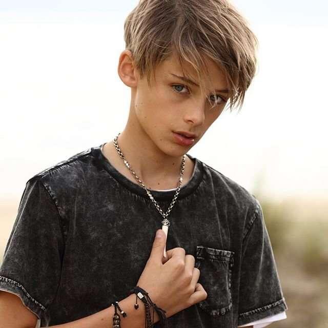Школьник из Австралии признан самым красивым мальчиком в мире