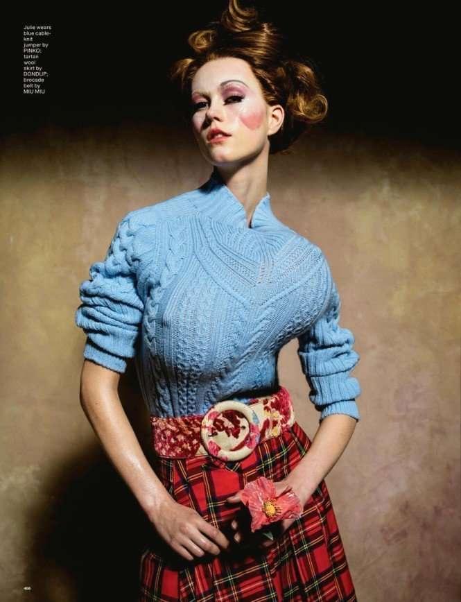 Эксцентричная фотосессия от Love Magazine