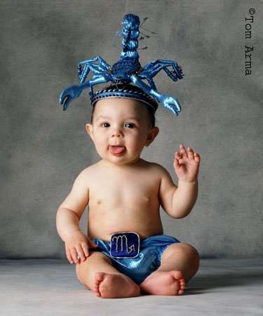 Малыши знаки Зодиака - Фотограф Тоm Аrmа