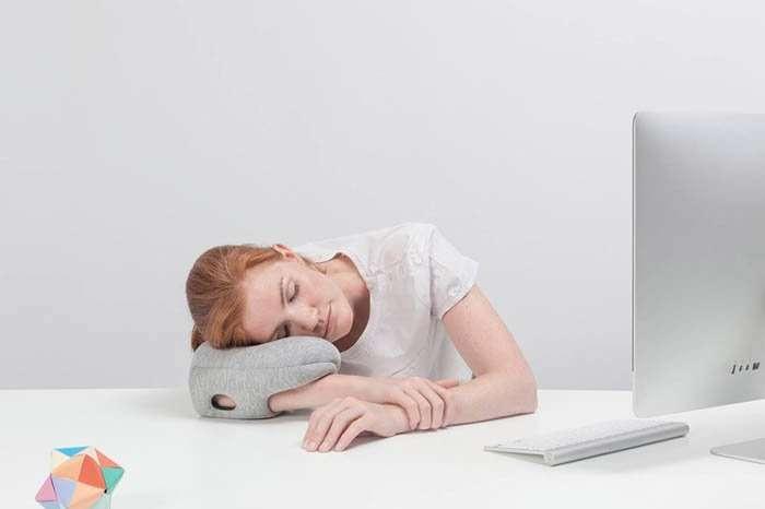 Подушка для тех, кто очень устал
