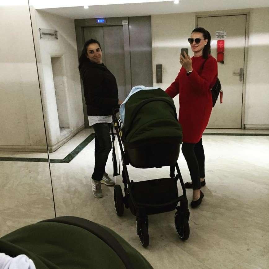 «Чувствуется дух старины»: Елена Исинбаева называет сына именем былинного богатыря