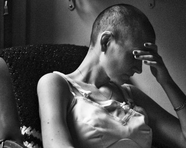 15 фото умирающей жены, которые делал верный муж