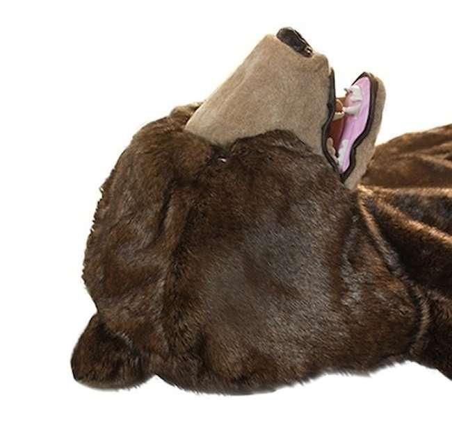 Костюм медведя для крепкого сна