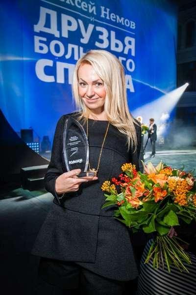 Репортаж с торжественного приёма Алексея Немова