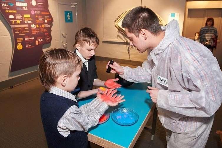Биоэкспериментаниум – интерактивный музей для детей