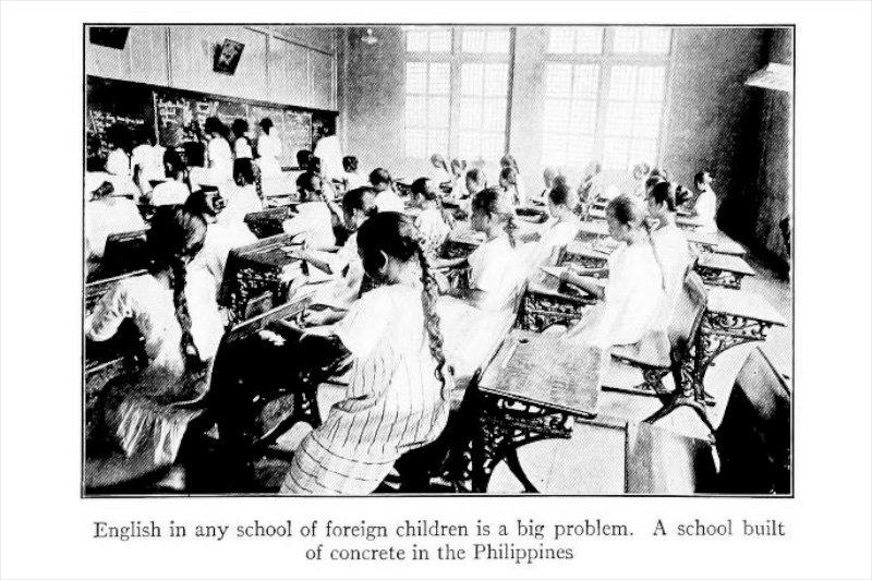 100 лет начальной школы