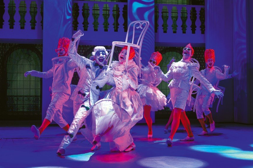 Мюзикл «Всё о Золушке»: не просто детская сказка