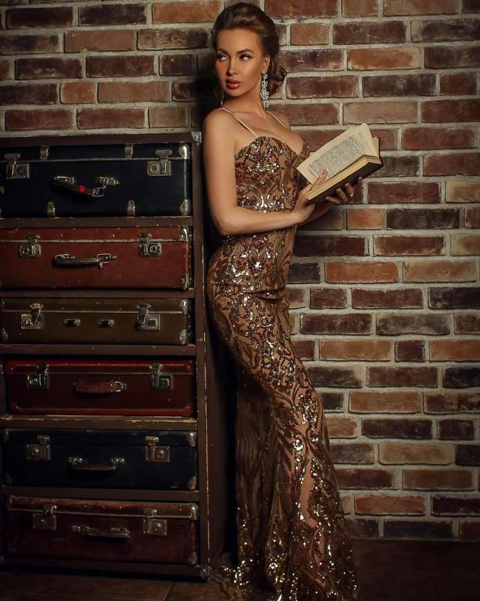 «Все очень хорошо»: Евгения Феофилактова купается в любви