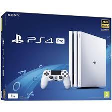 ≡ Sony Playstation 4 PRO 1Tb White – купить в интернет-магазине ...
